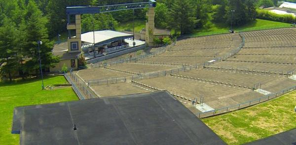 The Mesker Amphitheater in Evansville has been shuttered since 2012
