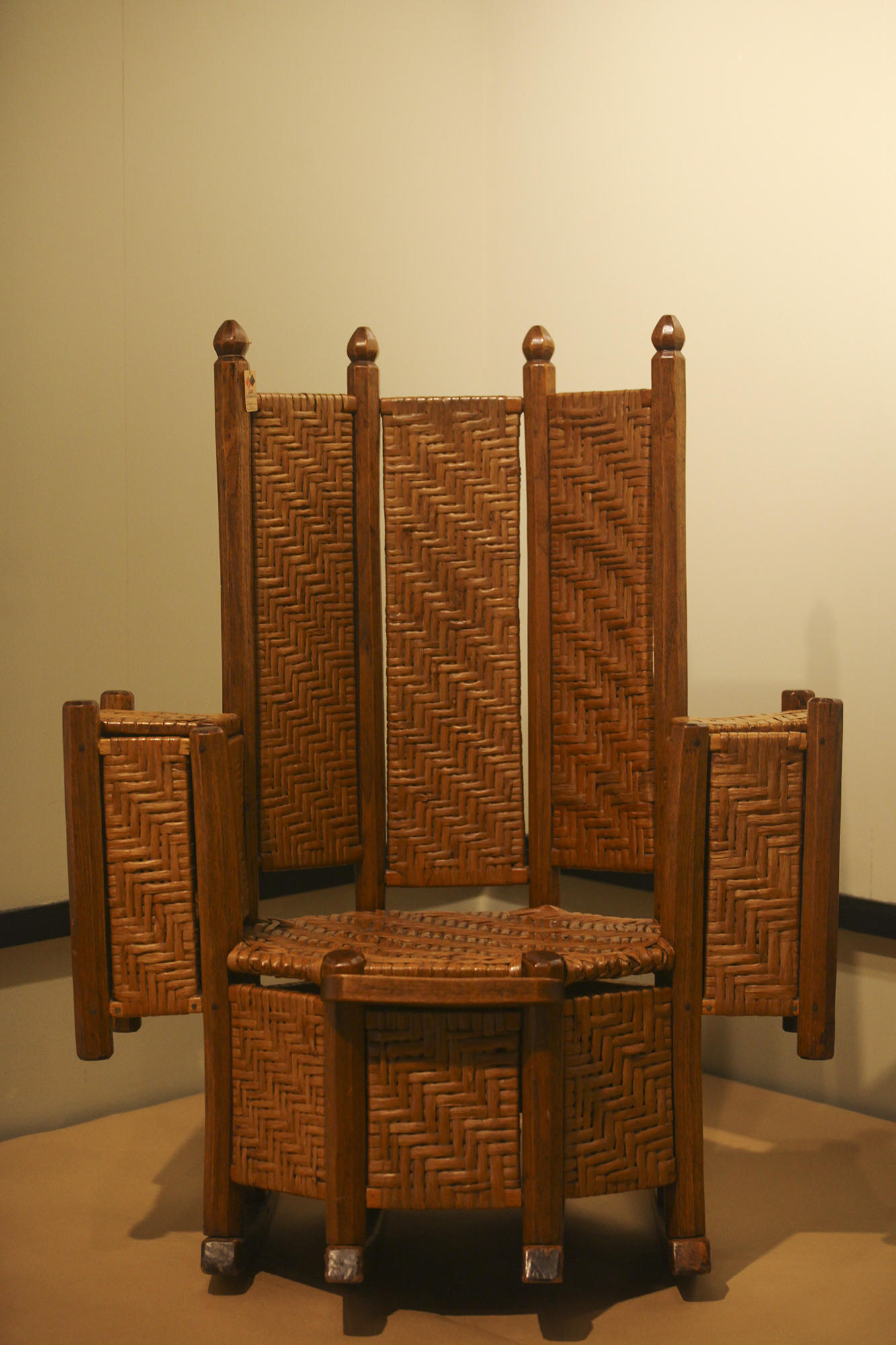 Not Your Grandfather s Rocking Chair WKU Features Over Twenty
