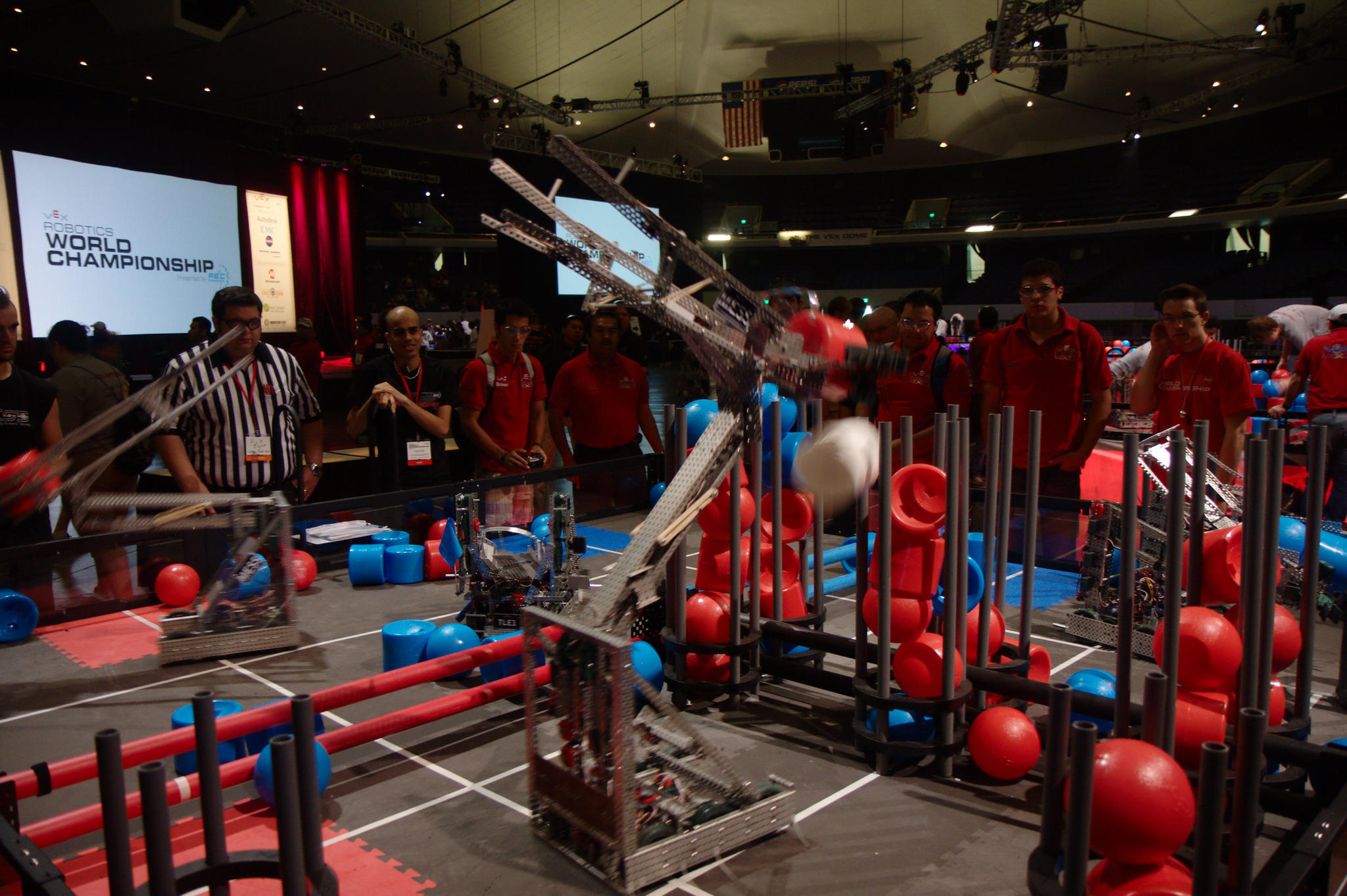Robotics Teams From Schools In China And Singapore Visit Hardin