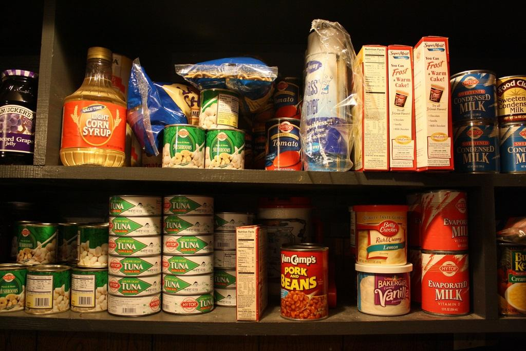 New Food Stamp Rules Expected To Impact Kentucky Pantries