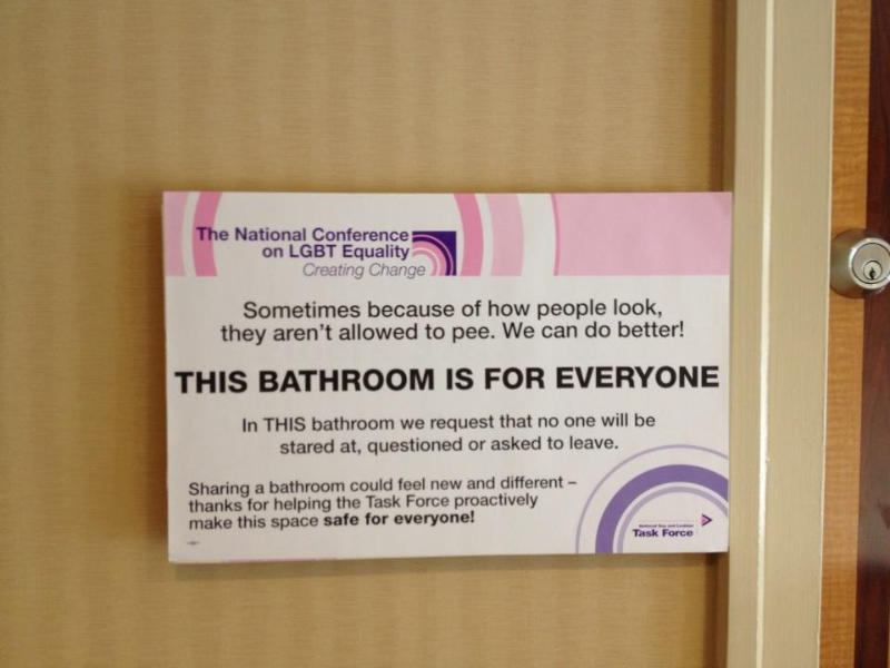 Judge Blocks Bathroom Rules for Transgender Students