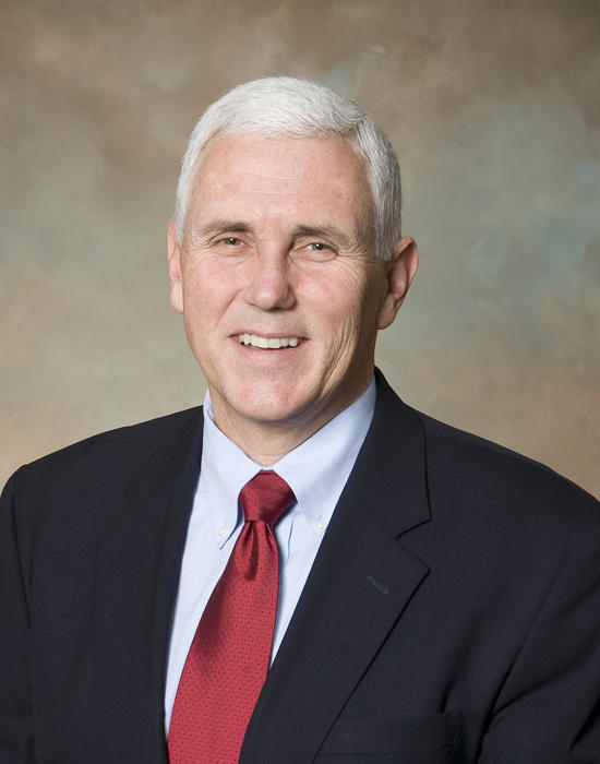 Will Indiana's Governor Join the Trump Ticket?
