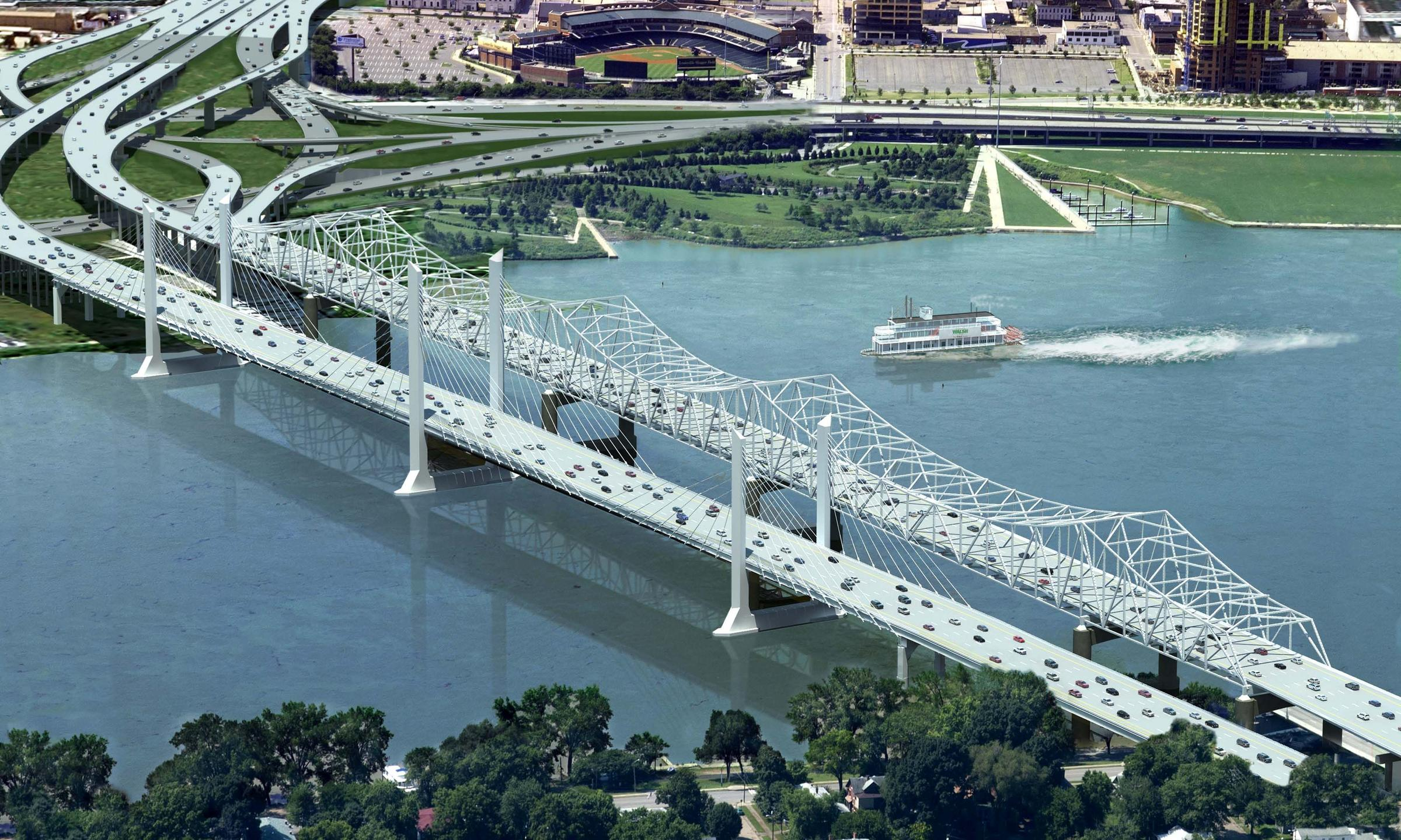 RiverLink officials announce start date for bridge tolls