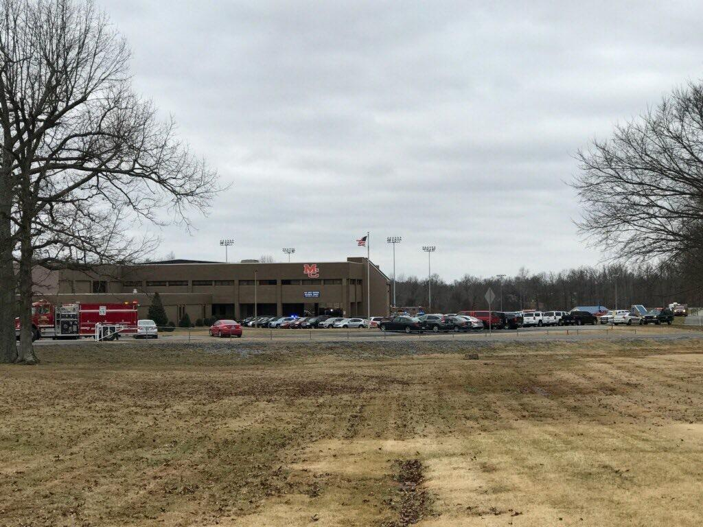 Multiple victims after Kentucky high school shooting