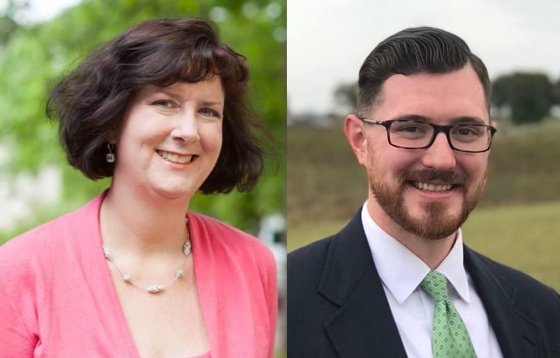 Republican, Democrat Announce Campaigns for Richards' House Seat