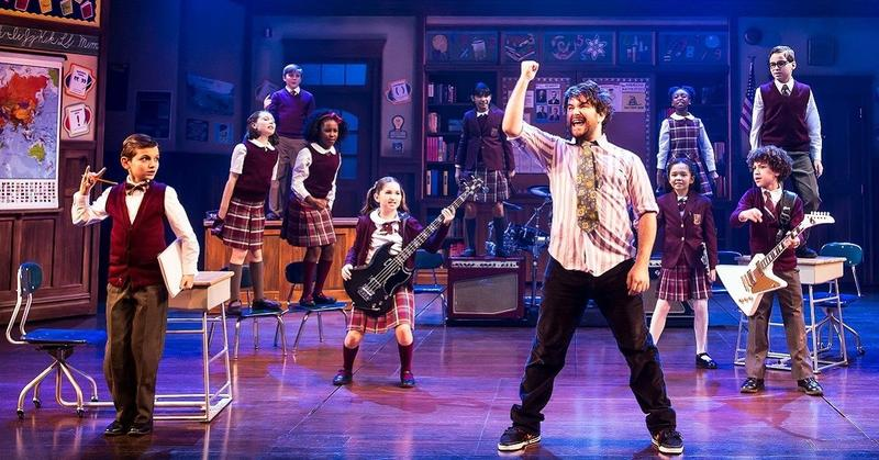School of Rock, Reviewed by David Richardson, Theatre Critic