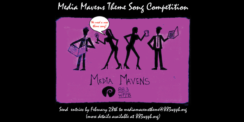 Media Mavens Theme Song Competition