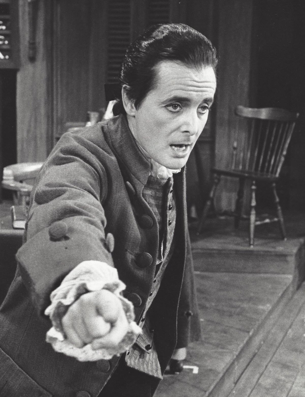 This Week on Broadway to Main Street: William Daniels | WPPB