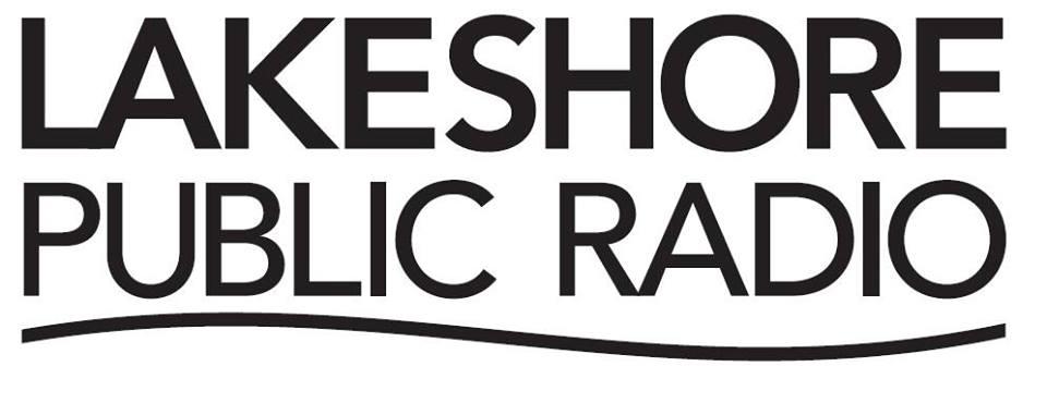 Lakeshore Public Radio logo
