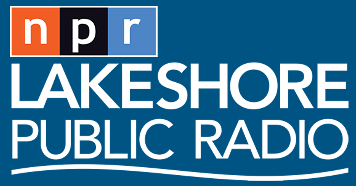 Lakeshore Public Radio logo
