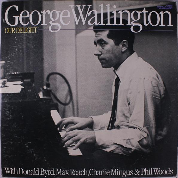 George Wallington Quintet LP cover image