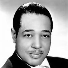 "American composer, pianist and bandleader Edward Kennedy ""Duke"" Ellington."