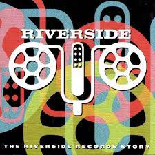 The Riverside Records Story, album cover.