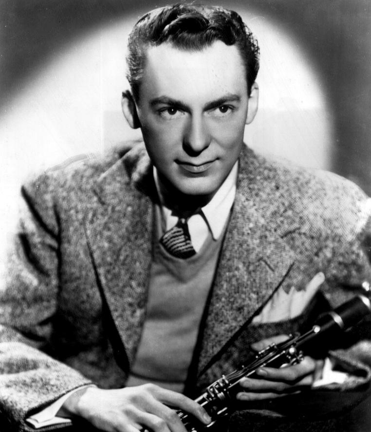 Woody Herman in 1949.