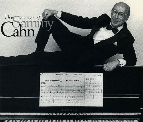 "Album cover from ""The Songs of Sammy Cahn"" (Warner Chappell)"