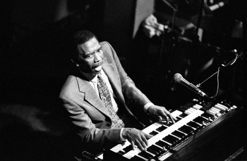 Jimmy Smith and the Hammond B-3 Organ.