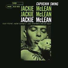 Jackie McLean's Capuchin Swing album released by Blue Note in 1960.
