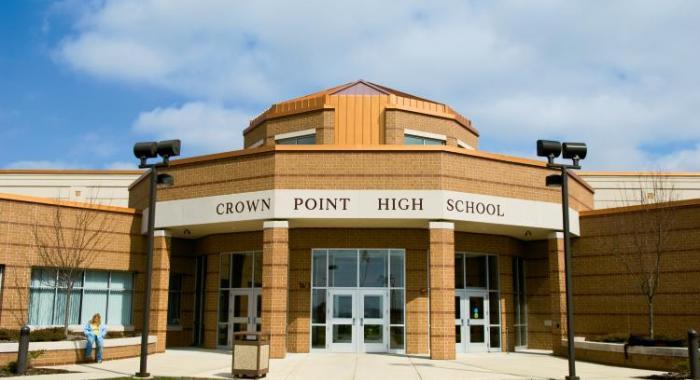 Crown Point High School In