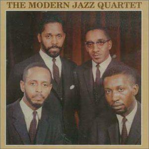 Modern Jazz Quartet - Album cover: Modern Jazz Quartet: 1957