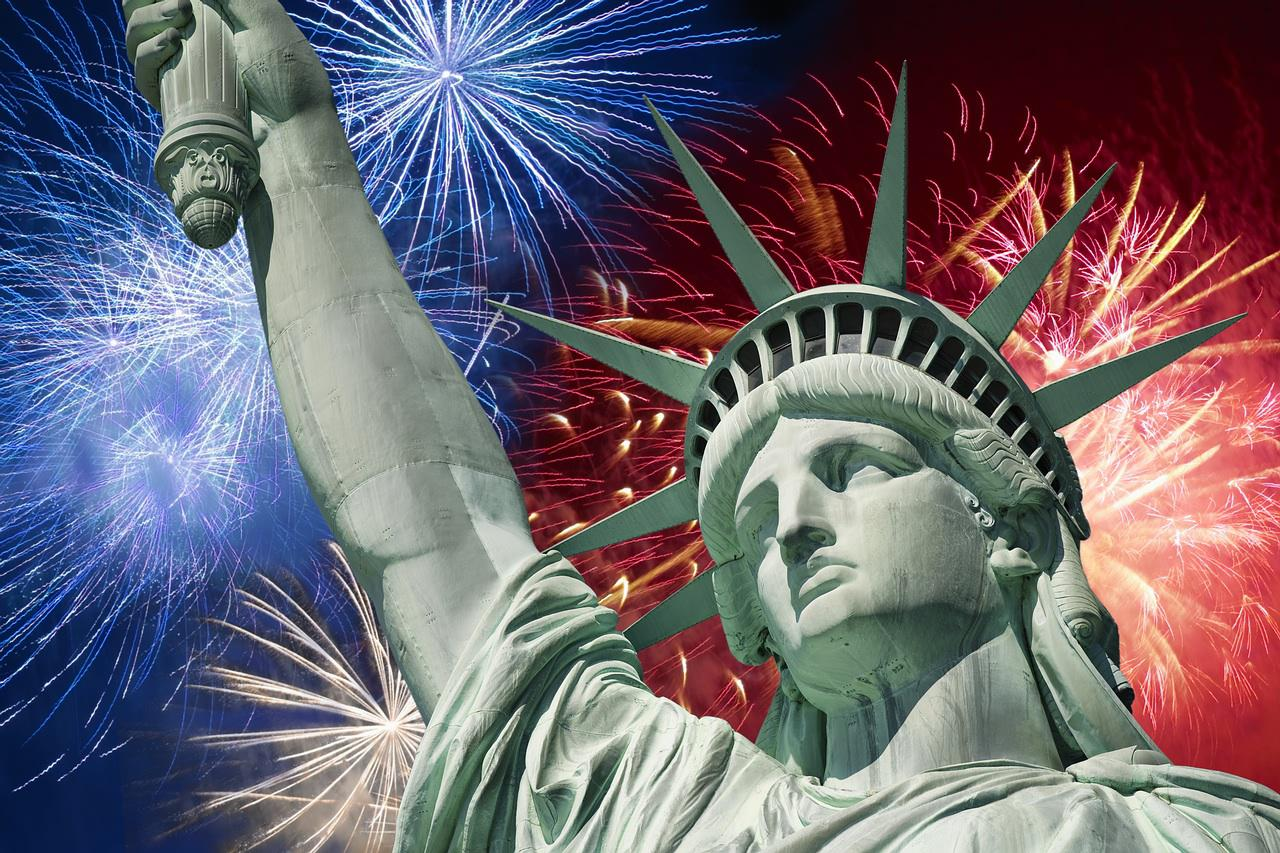 Fourth of July Independence Day - HISTORY