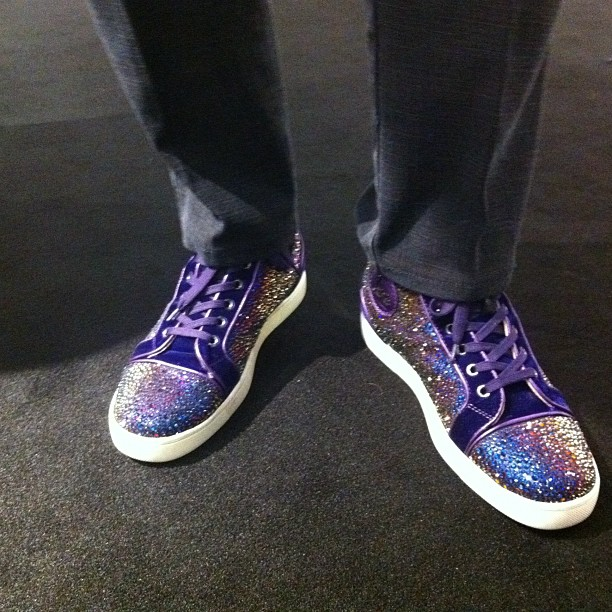 A Male Blogger Considers The Amazingly Awesome Shoes To Be Seen At ...