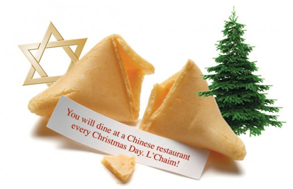christmas finds jews going out for chinese wlrn - Do Jewish Celebrate Christmas
