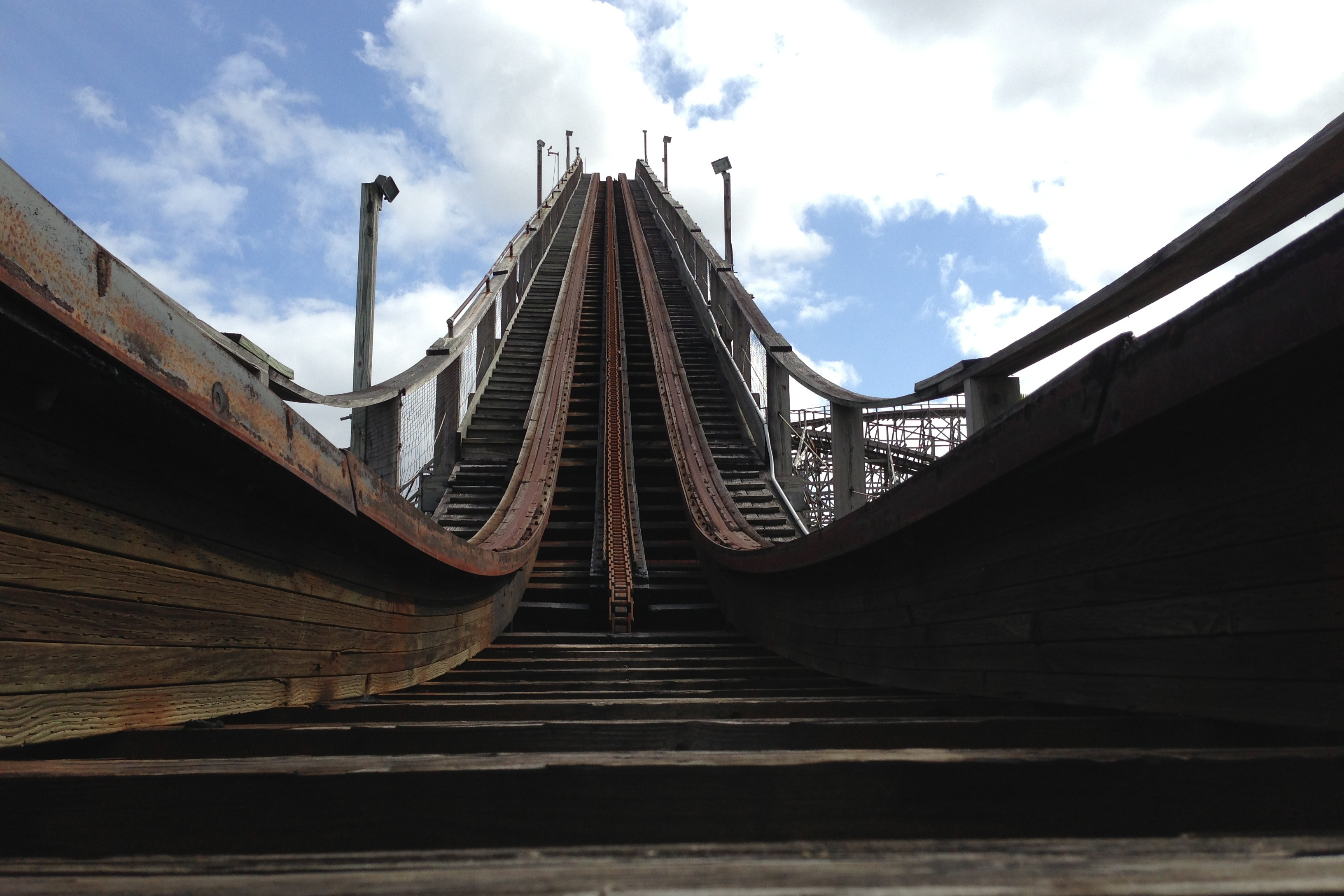 Reporter's Notebook: A Musical Ode To A Roller Coaster | WLRN