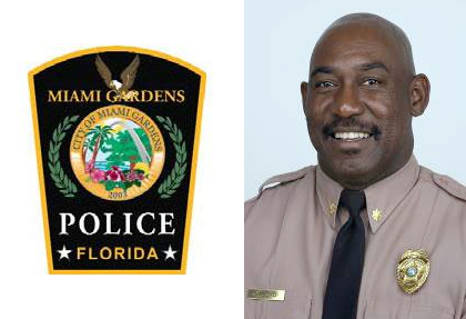 miami gardens 39 top cop departs after request for federal civil rights probe wlrn ForMiami Gardens Police Department