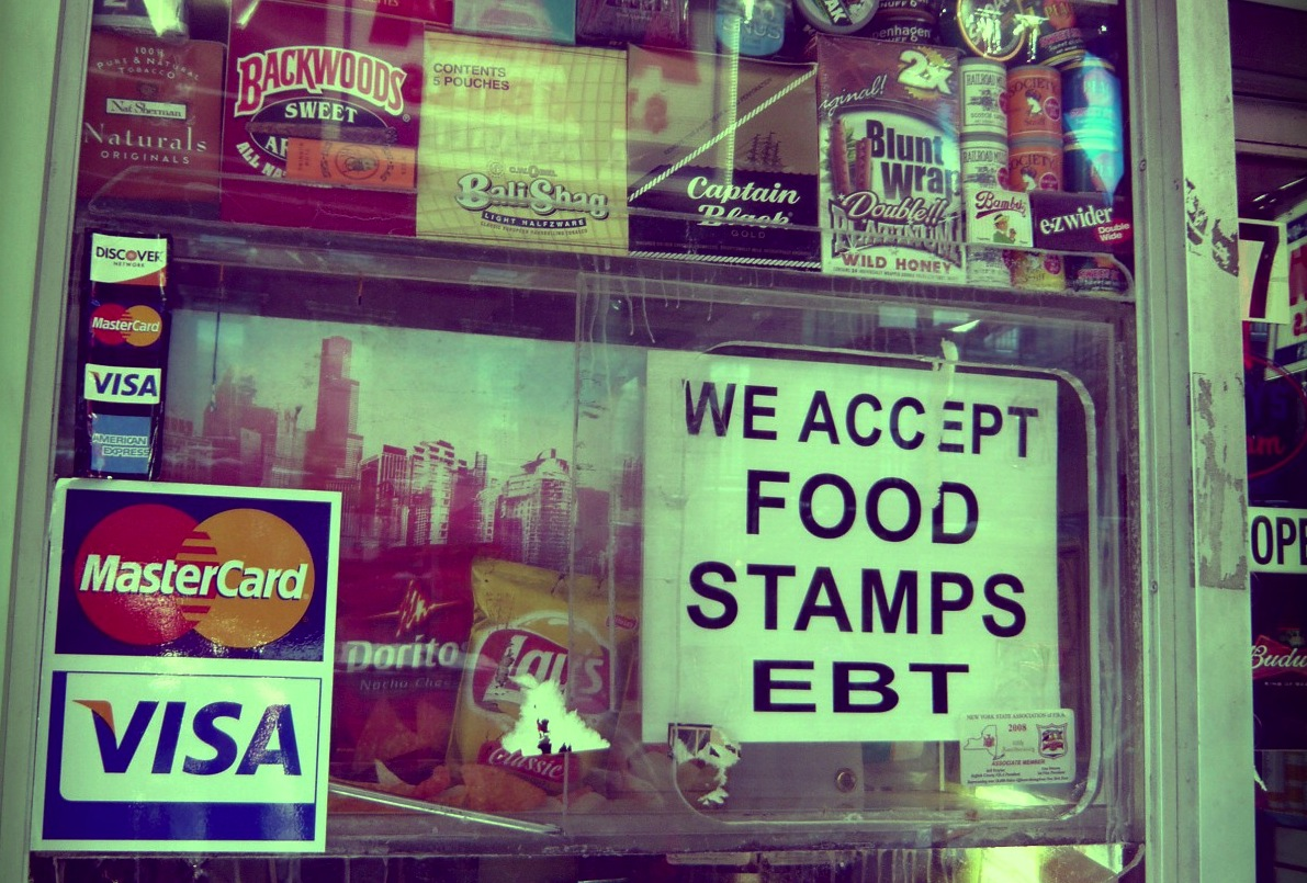 How Many American Families Receive Food Stamps