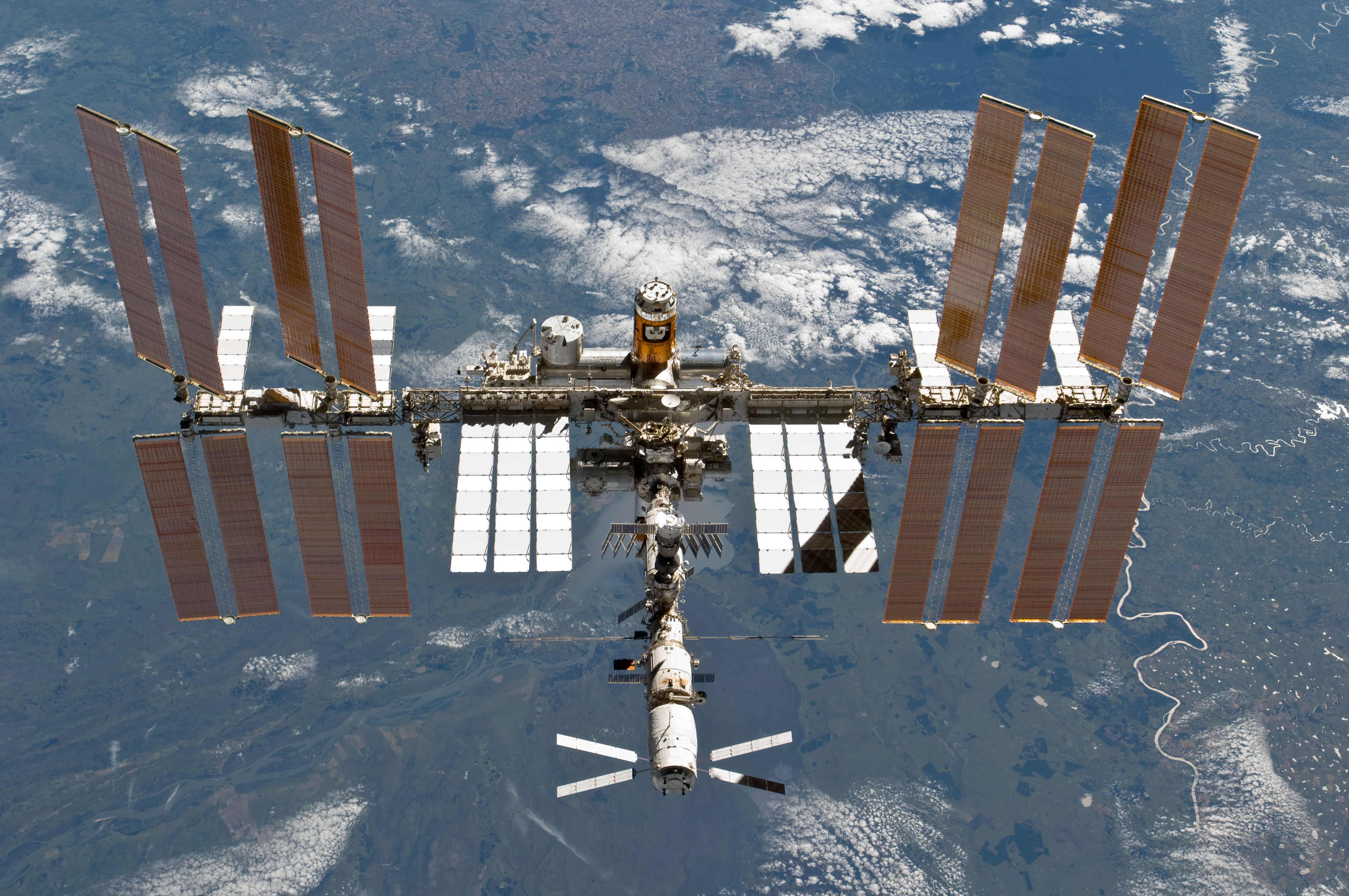 STS-133_International_Space_Station_afte