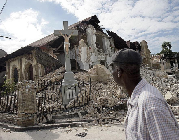Vatican Casts Spotlight On Haiti Five Years After