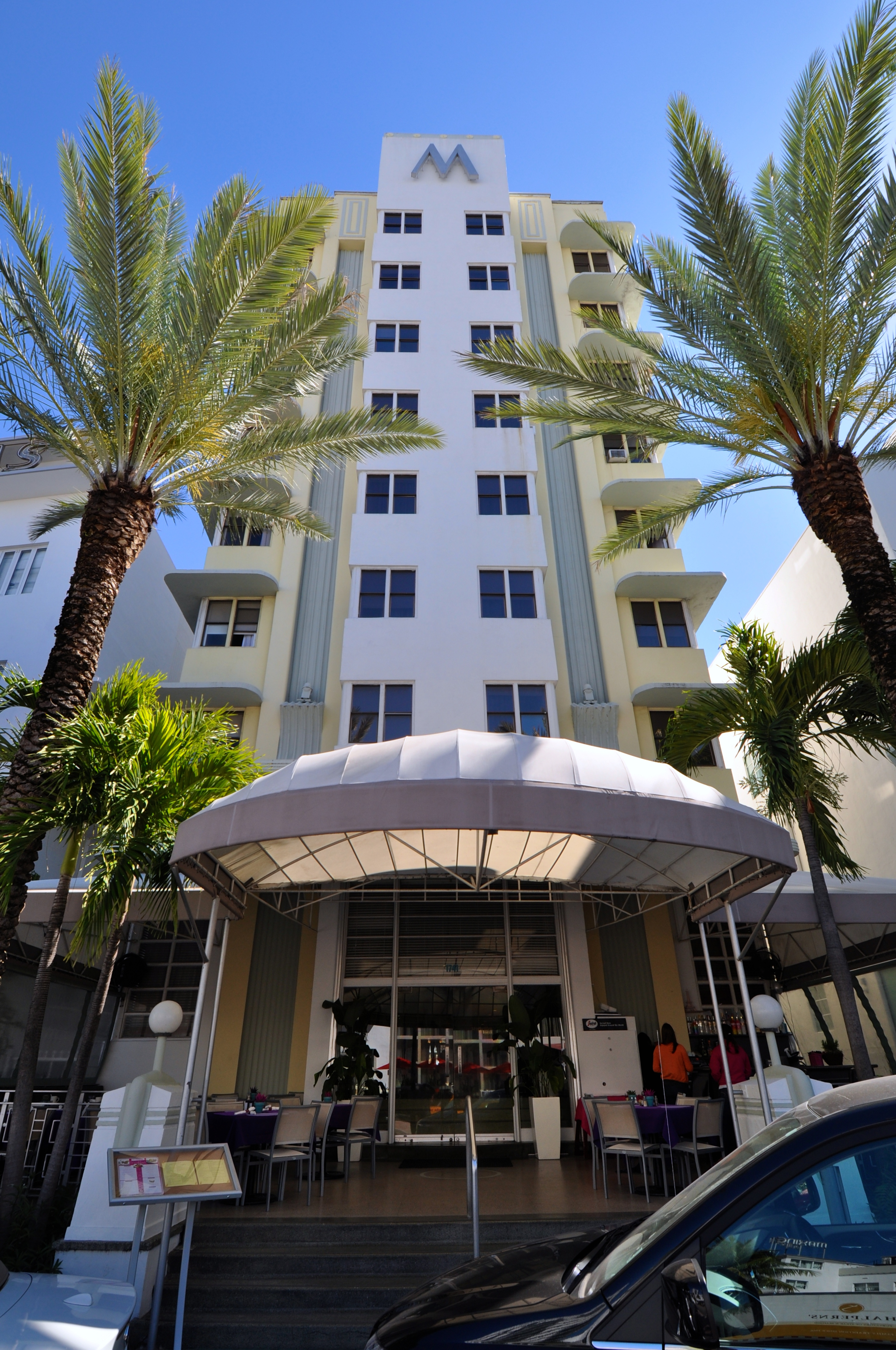 Marseilles Hotel Miami South Beach