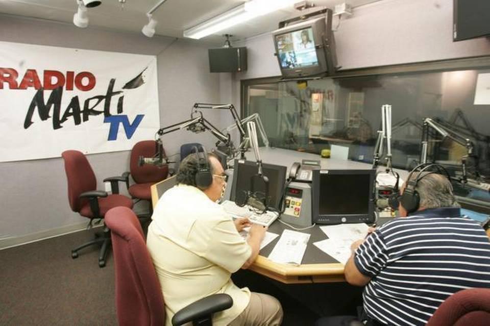 Resultado de imagem para radio y tv marti