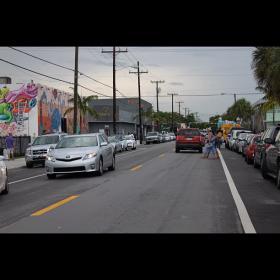 Photo of Wynwood neighborhood in Miami submitted by Rudi Navarra.