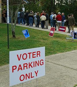 Long Ballot, Long Lines: Early voters should know their choices before they arrive.