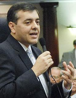 David Rivera: He insists ethics charged filed Wednesday will be dismissed.