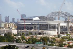 The Marlins' purge of some of its top players has upset fans and local officials still fuming over what some viewed as a lopsided stadium deal between the team's owner and the city and county.