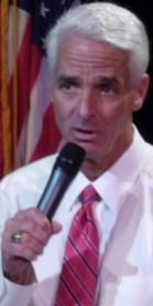 Charlie Crist: Obama told him to make voting 'move a little faster.'