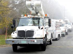 FPL Crews leave New Jersey after restoring power to some 50,000 homes and businesses.