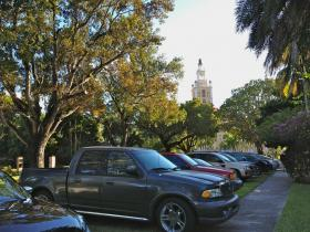 Voters in the City of Coral Gables end the prohibition on overnight parked pickup trucks.