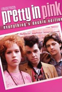 Will Molly Ringwald and Andrew McCarthy (right) meet again in Miami? Recognize that guy in the middle (oh, Duckie)? It's Jon Cryer from Two and a Half Men.