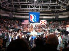 The University of Miami was Mitt Romney's second stop following his Hurricane Sandy campaign hiatus.