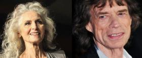 Retirement Deferred : British supermodel Daphne Self, 83, and rock star Mick Jagger, 69
