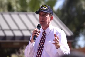 Arizona Secretary of State, Ken Bennett, is also dealing with a problematic election this year.