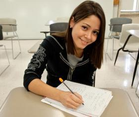 Wendy Pedroso did well in math classes -- until her first algebra course. Twice as many students at Florida colleges took a remedial math course than took a remedial writing or reading course.