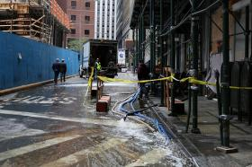 The Art Dealers Association of America has created a relief fund to help art galleries damaged by Hurricane Sandy.