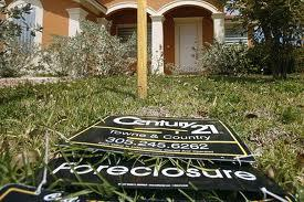 FORECLOSED IN THE 305: Florida's balky legal process has given it the highest foreclosure rate in the U. S.
