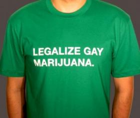 NOT-SO-HOT BUTTONS: Florida may be softening on gay marriage, but not on legalized marijuana.