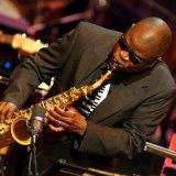 Blowin' of course - it's Maceo Parker