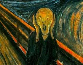LEAVING ART BASEL: Some ran screaming